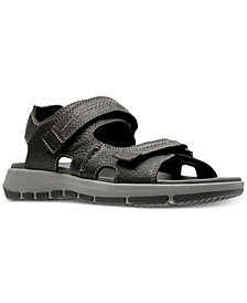 Clarks Men's Brixby Shore Casual Fisherman Sandals