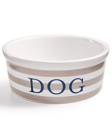 Harry Barker Small Vintage Stripe Ceramic Bowl