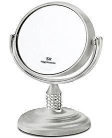 "Popular Bath Galvin 6"" x 3"" Table Mirror"