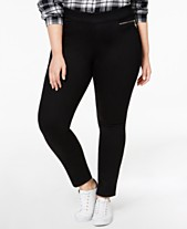 5c378f85 Tommy Hilfiger Plus Size Gramercy Pull-On Jeans, Created for Macy's