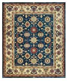 CLOSEOUT! KM Home Signature Nomad Tribal 5' x 8'  Area Rug, Created for Macy's