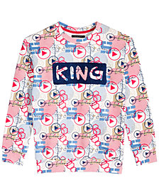 Sean John Big Boys Graphic-Print Sweatshirt