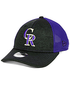 New Era Boys' Colorado Rockies Turn 2 9FORTY Cap