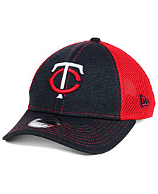 New Era Boys' Minnesota Twins Turn 2 9FORTY Cap