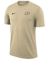 1f2775b9 Nike Men's Purdue Boilermakers Dri-Fit Coaches T-Shirt