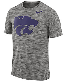 Nike Men's Kansas State Wildcats Legend Travel T-Shirt