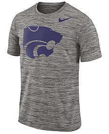 Nike Men's Kansas State Wildcats Legend Travel T-Shirt