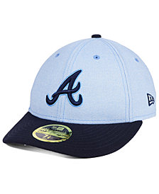 New Era Atlanta Braves Father's Day Low Profile 59FIFTY Cap