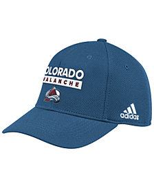 adidas Colorado Avalanche Stanley Cup Playoff Patch Cap
