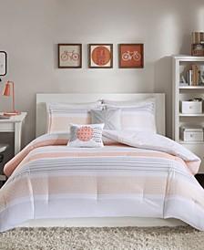 Wilson 5-Pc. Reversible Bedding Sets