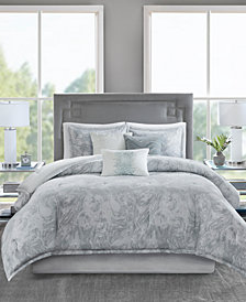 Madison Park Emory 6-Pc. King/California King Duvet Set