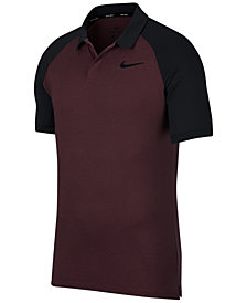 Nike Men's Dry Victory Colorblocked Golf Polo