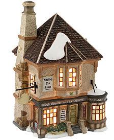 Department 56 Dickens' Village Joseph Edward Tea Shoppe Collectible Figurine