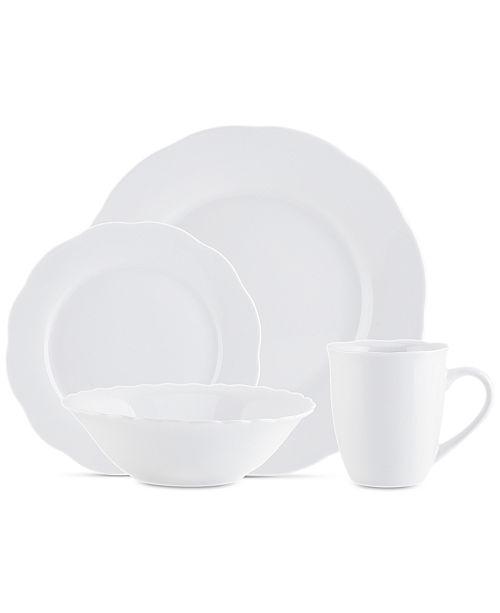 Godinger CLOSEOUT! Inglernook 16-Pc. Dinnerware Set, Service for 4