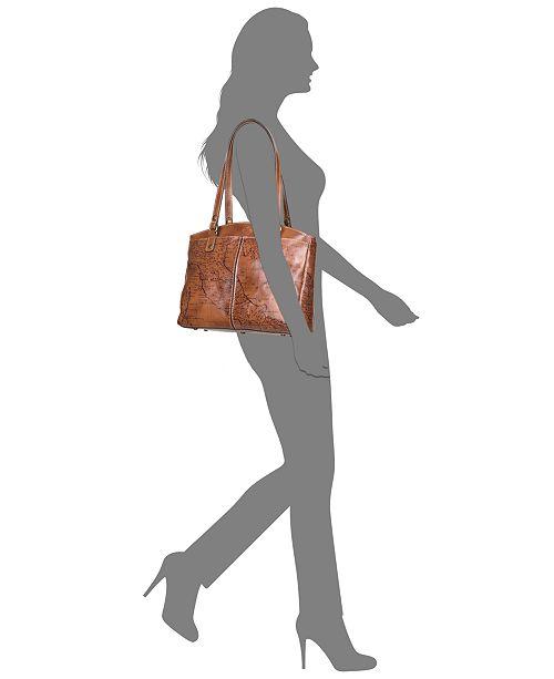 emeutedore imprime et avec Accessoires Patricia anti sacs en pavot main carte NashCartable a de Rouille cuir TlFKcJ13