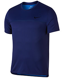 Nike Men's Challenger Dri-FIT Tennis Shirt