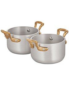 Serv-In Tavola 2-Pc. Mini Dutch Oven Set
