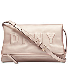 DKNY Tilly Logo Crossbody Clutch, Created for Macy's