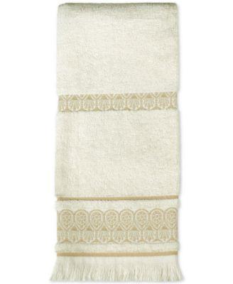 Elephant Walk Cotton Jacquard Hand Towel
