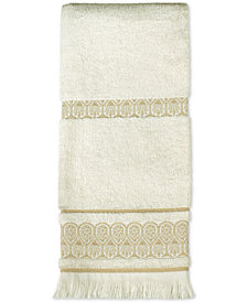 Saturday Knight Elephant Walk Cotton Jacquard Hand Towel