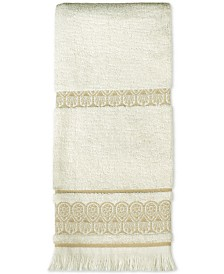 Saturday Knight Elephant Walk Cotton Jacquard Hand Towel