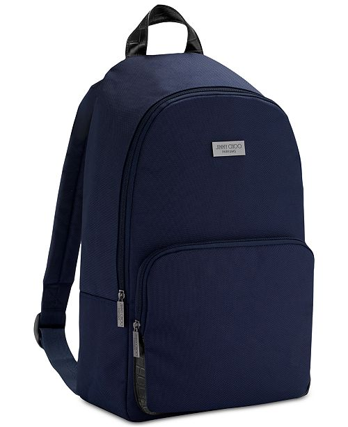 f4cf04da7a Jimmy Choo Receive a Complimentary Backpack with any large spray purchase  from the Jimmy Choo men's