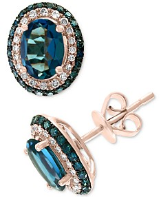 London Blue Topaz: Shop London Blue Topaz - Macy's