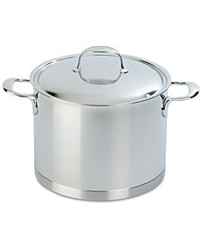 Demeyere Atlantis 8.5-Qt. Stainless Steel Stockpot