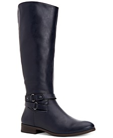 Kindell Riding Boots, Created For Macy's