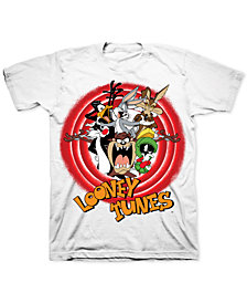 Freeze 24-7 Men's Looney Tunes Graphic T-Shirt