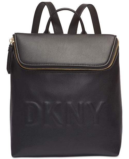 03dc047a81ab ... DKNY Tilly Small Logo Backpack