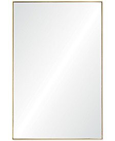 Florence Rectangular Mirror, Quick Ship