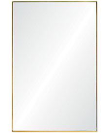Florence Rectangular Mirror, Quick Ship