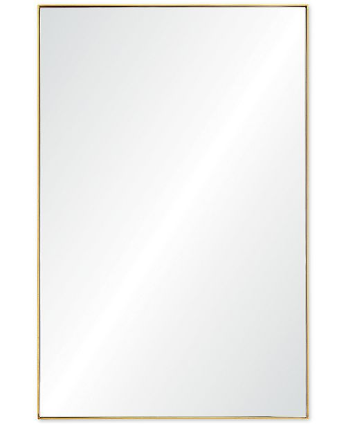 Ren Wil Florence Rectangular Mirror, Quick Ship