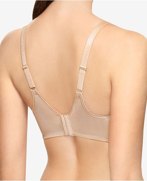 c1bd21ab2a9 Wacoal Basic Beauty Full-Figure Underwire Bra 855192   Reviews - All ...
