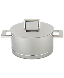Demeyere John Pawson 5.5-Qt. Stainless Steel Dutch Oven & Lid