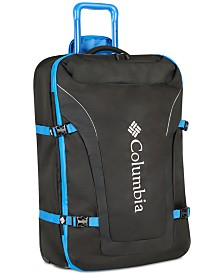 "Columbia Free Roam 26"" Expandable Lightweight Spinner Suitcase"