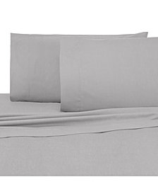 IZOD Chambray 300 Thread Count 4-Pc. Full Sheet Set