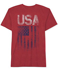 Hybrid Men's USA T-Shirt