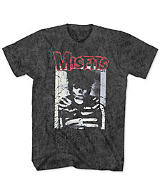 New World Men's Misfits Graphic T-Shirt