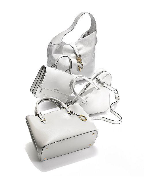 Lauren Ralph Lauren Bennington Satchel - Handbags   Accessories - Macy s 8ed0e2432c