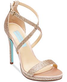 Blue By Betsey Johnson Andi Evening Sandals