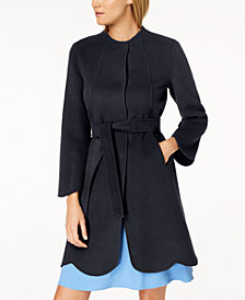 Weekend Max Mara Sacco Belted Jacket