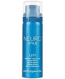 Neuro Style Lift HeatCTRL Volume Foam, 1.5-oz., from PUREBEAUTY Salon & Spa