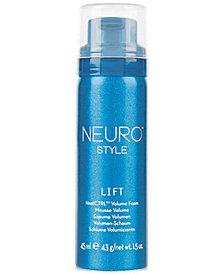 Paul Mitchell Neuro Style Lift HeatCTRL Volume Foam, 1.5-oz., from PUREBEAUTY Salon & Spa