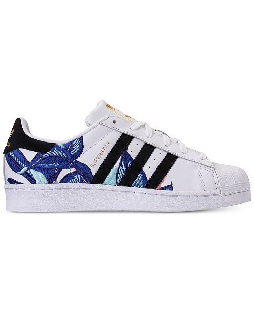 super popular 8c9bf fbc77 ... adidas Womens Superstar Casual Sneakers from Finish Line ...