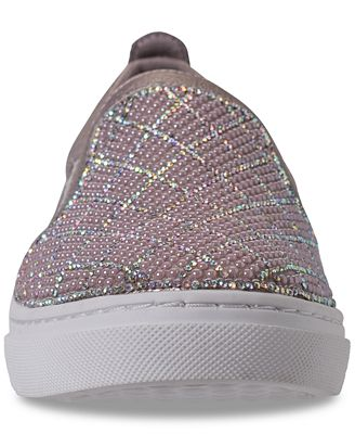 Skechers Women's Street - Goldie Diamond Darling Casual Sneakers from Finish Line