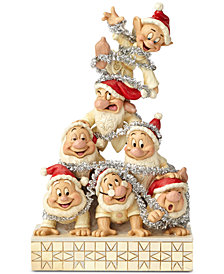 Jim Shore Seven Dwarfs Figurine