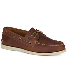 Sperry Men's A/O 2-Eye Pull-up Boat Shoes