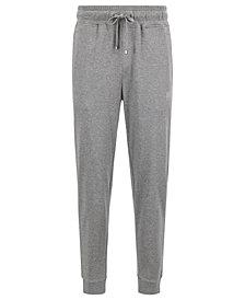 BOSS Men's Loungewear Cotton Trousers